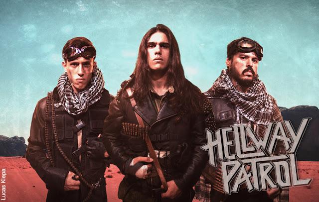 Hellway Patrol: vem aí a Hellway Fest II com Torture Squad e grande lineup