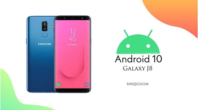 تحميل التحديث الرسمي أندرويد 10 لهاتف سامسونج  Samsung Galaxy J8