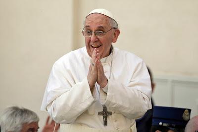 Francis, a new man
