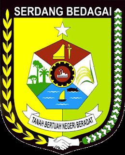Logo/ Lambang Kabupaten Serdang Bedagai