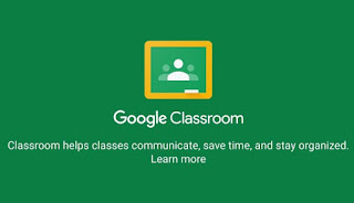 google classroom aplikasi belajar online