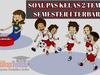 Soal UAS/PAS Kelas 2 Tema 2 Semester 1 dan Kunci Jawaban Terbaru