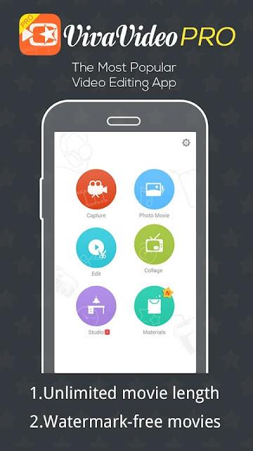VivaVideo Pro:Video Editor app Apk