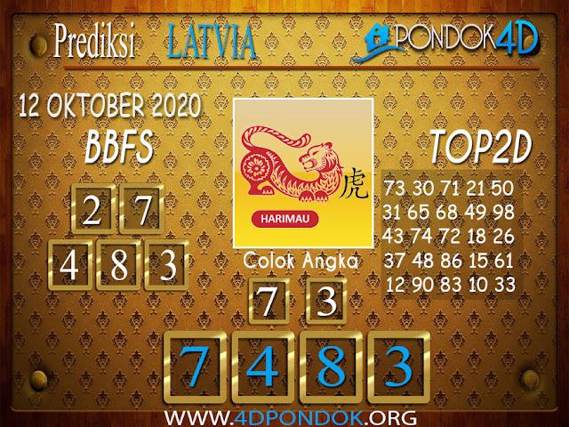 Prediksi Togel LATVIA PONDOK4D 12 OKTOBER 2020