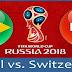 Βραζιλία - Ελβετία