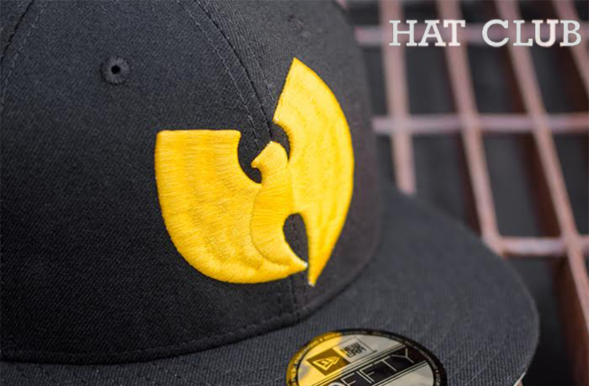 bbf6df97d66e5 get hat club are back with another exclusive wu tang joint and as its  wednesday why