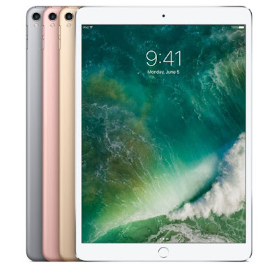Apple ipad10.5-inch model and 12.9-inch