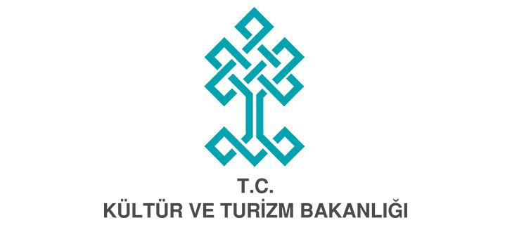 Kültür ve Turizm Bakanlığı Vektörel Logosu