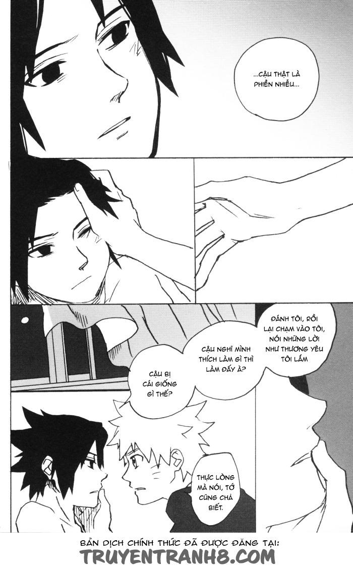 Trang 22 - Naruto Doujinshi - 15 Year-Old Report (- 10-Rankai) - Truyện tranh Gay - Server HostedOnGoogleServerStaging