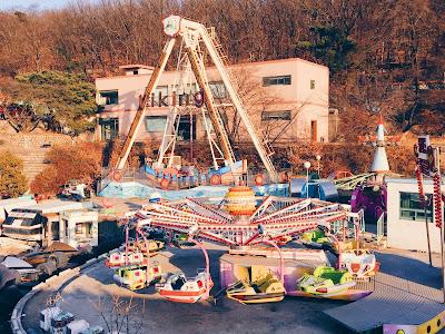 tempat instagramable di korea