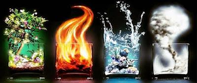 Resultado de imagem para os 4 elementos do zodiaco