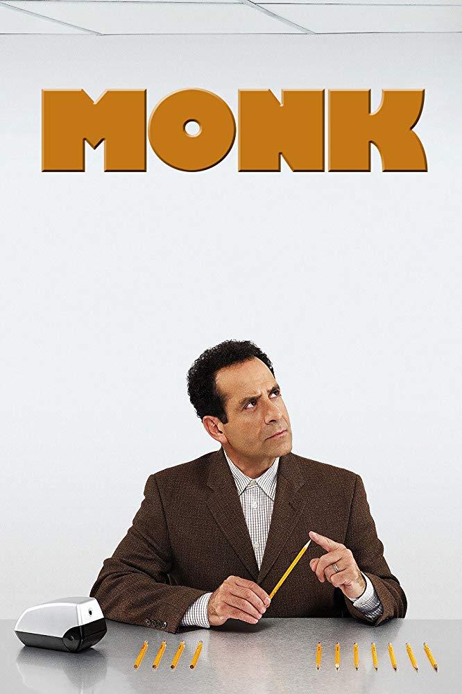 Monk Serie Completa WEB DL 720p Español Latino