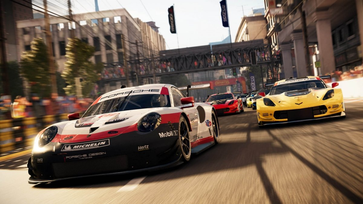 The best multiplayer racing simulators games on PC