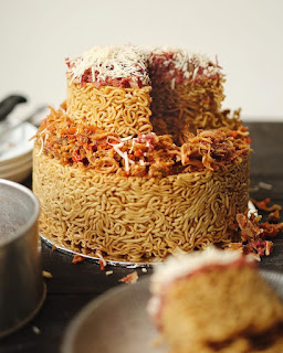 Variasi Cake Unik Cantik dan Menarik yang Menggugah Selera