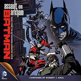 Batman Assault on Arkham Nummer - Batman Assault on Arkham Muziek - Batman Assault on Arkham Soundtrack - Batman Assault on Arkham Filmscore