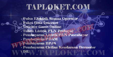 Pt Top auto payment | Tap Center pulsa Murah loket ppob Multi Bayar Listrik PDAM Telkom BPJS Kesehatan Tapp ulsa Murah Nasional