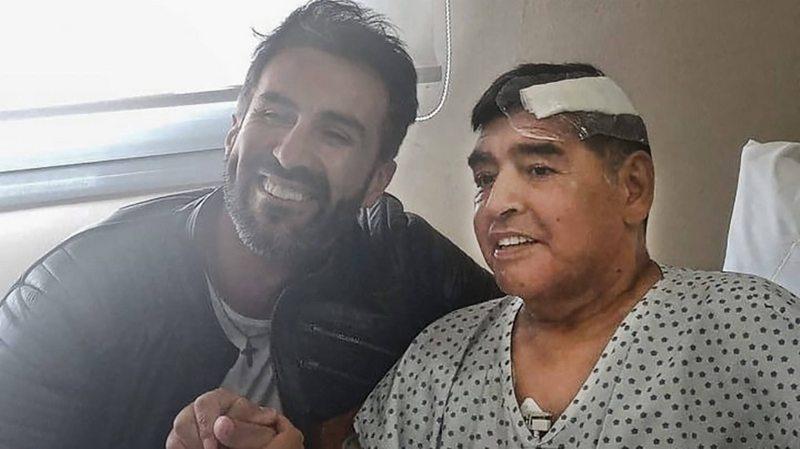 Revelan maltrato a Maradona de sus cuidadores
