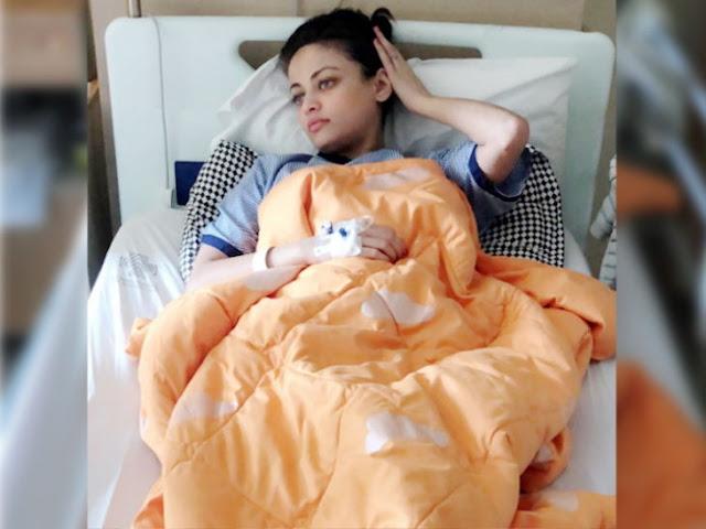 अस्पताल में सलमान खान की को-एक्ट्रेस रहीं स्नेहा उलाल, बोलीं- जिंदगी में पहली बार भर्ती हुई