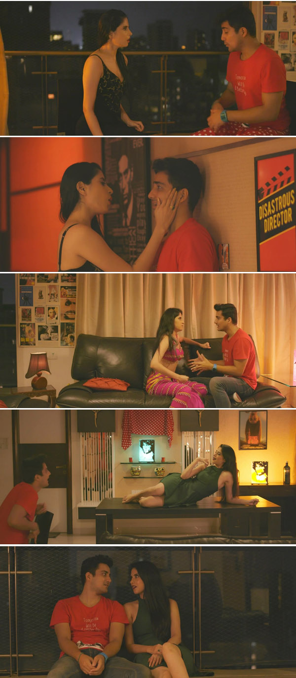 Twosome 2019 S01 ORG Hindi Gemplex Originals Complete Hot Web Series HDRip 300MB 2