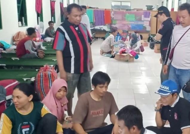 Pengungsi Asal NTB Akibat Kerusuhan Wamena Tiba di LIA