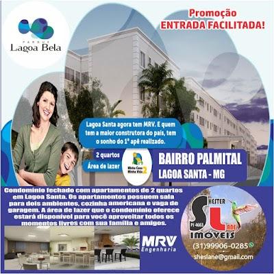 RESIDENCIAL PARQUE LAGOA BELA - MRV - LAGOA SANTA/MG
