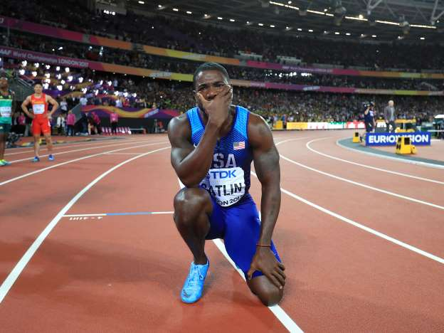 Justin Gatlin: World 100m champion caught up in new doping scandal
