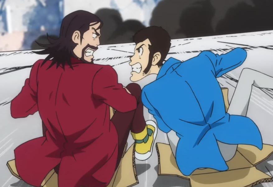 Lupin the Third Part 5 – Episódio 24