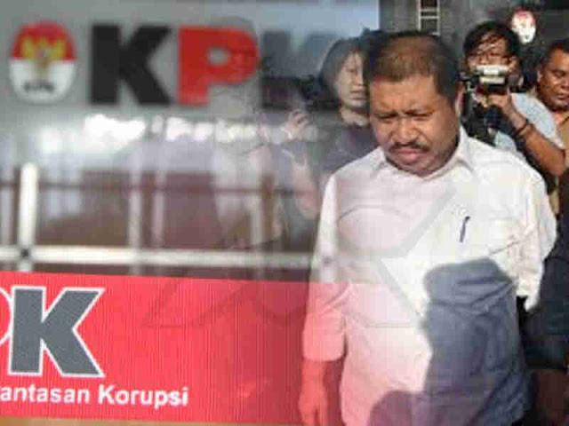 Terlibat Perkara Korupsi dan Dugaan Grafitifkasi, KPK Tangkap Amril Mukminin
