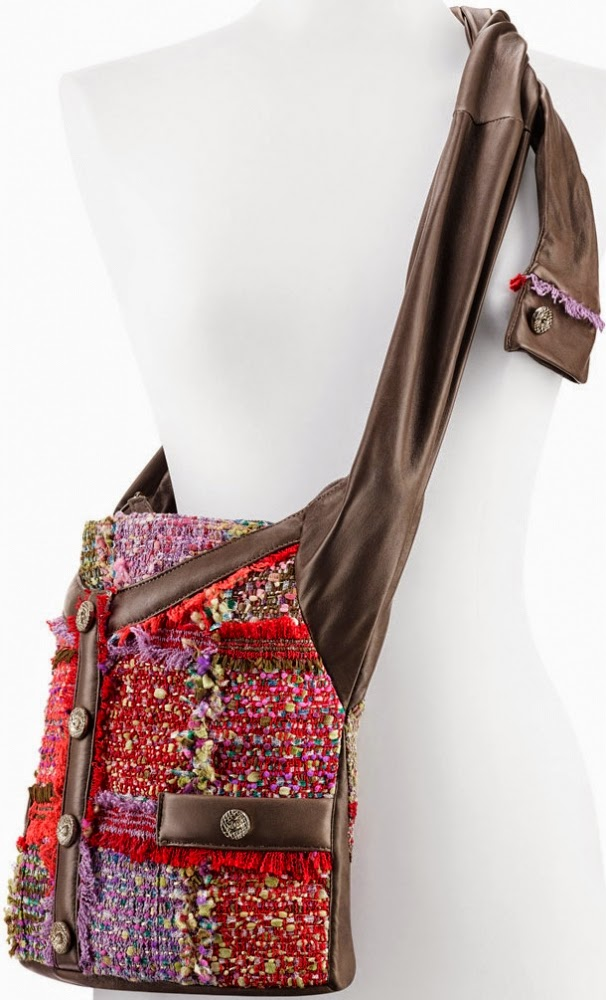 ed626d0100f4 Chanel A90687 Small Girl Chanel Fringe Bag