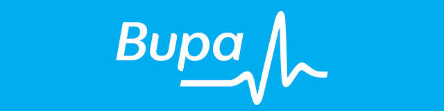 BUPA Official Logo