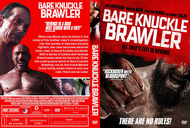 Bare Knuckle Brawler DVD Cover