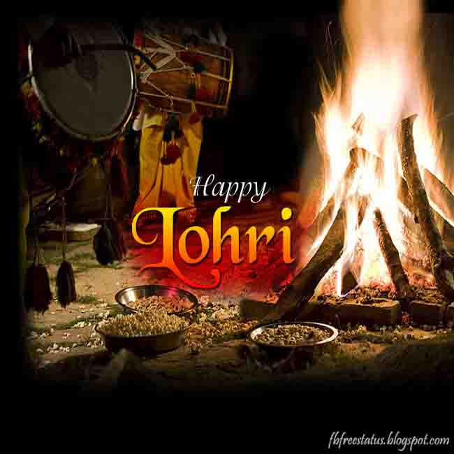 Happy Lohri Wallpaper Download