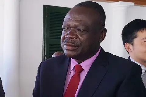 Zimbabwe's Lands, Agriculture, Water and Rural Resettlement Minister, Perrance Shiri Dies