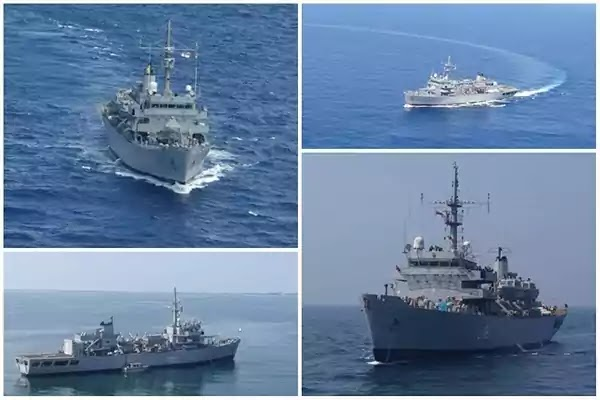 INS Sandhyak: India's First Indeginous Hydrographic Survey Ship to be Decommissioned