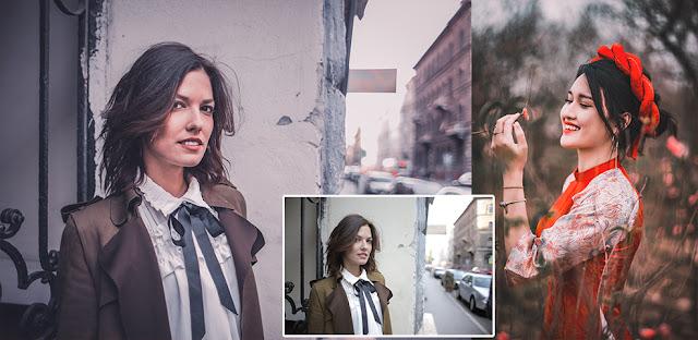 تأثيرات فوتوشوب للصور احترافية