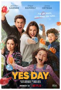 Yes Day 2021 Dual Audio Hindi Full Movies HD Download 480p