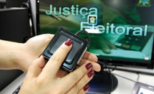 Ribeiro dos Santos recebe equipe do Cartório Eleitoral para cadastro biométrico