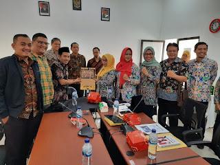 Komisi II DPRD Kota Mojokerto Desak BBWS Tangani Kerusakan Tanggul Sungai Sadar