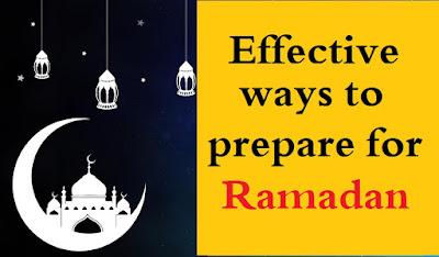 5 tips to prepare for Ramadan physically & spiritually