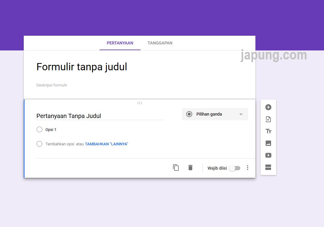 Tips Cara Membuat Skala Di Google Form mudah