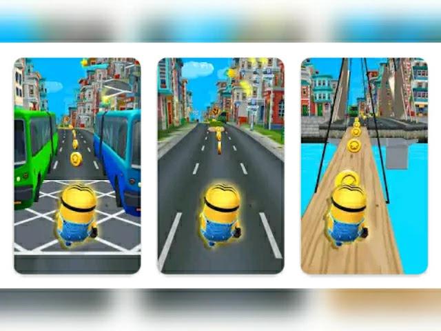 Subway Banana Run: Super Banana Rush Game 2020