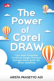 Buku The Power of CorelDraw
