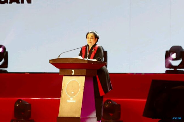 Megawati: Saya Tidak Ingin PDI Perjuangan Diisi Kader Karbitan!