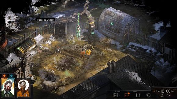 Disco Elysium is a groundbreaking open world role playing game Disco Elysium-GOG