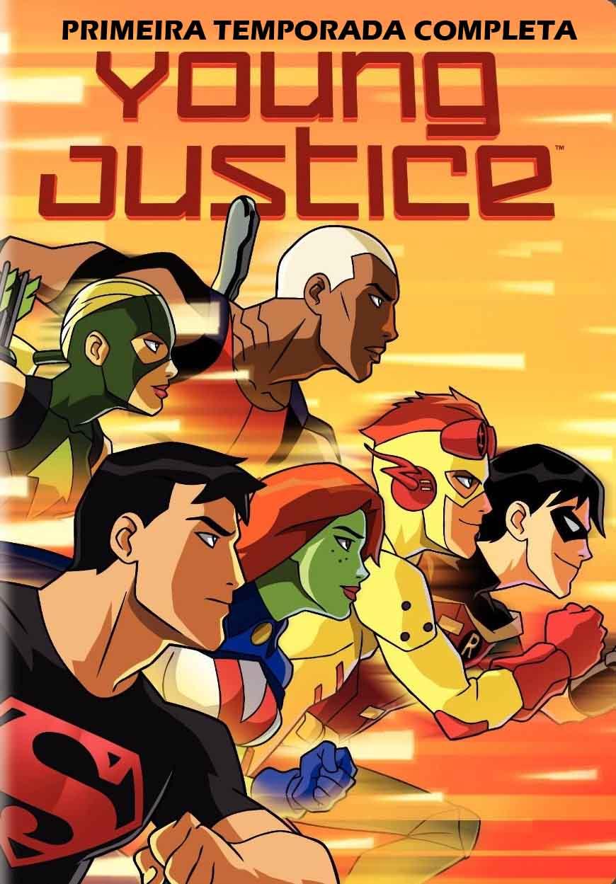 Justiça Jovem 1ª Temporada Torrent - BluRay 1080p Dual Áudio