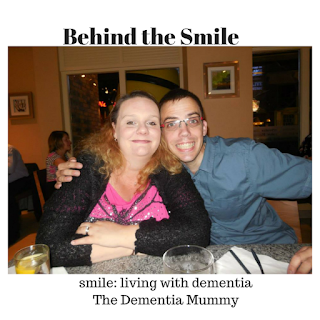 smile: living with dementia