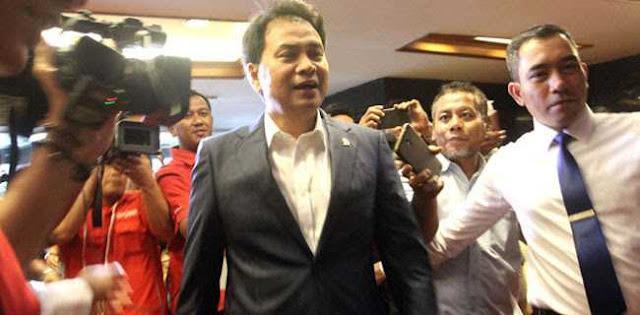Pimpinan DPR Belum Tahu Rencana Presiden Tolak Perppu KPK