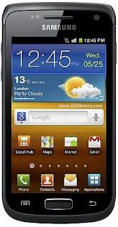 Cara Mudah Flash Samsung Galaxy W GT-I8150
