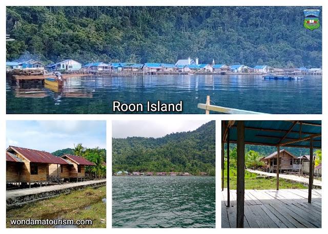 Traveling to Wondama Bay regency in Indonesia