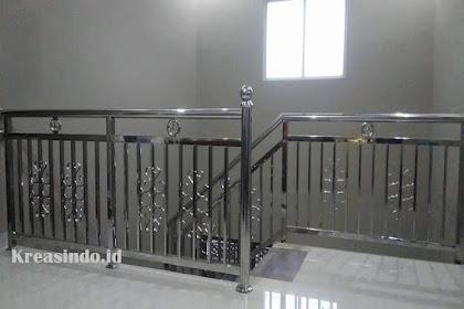 Jasa Railing Balkon Stainless di Depok dan sekitarnya